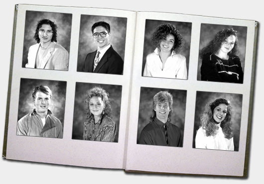 Image of a default yearbook